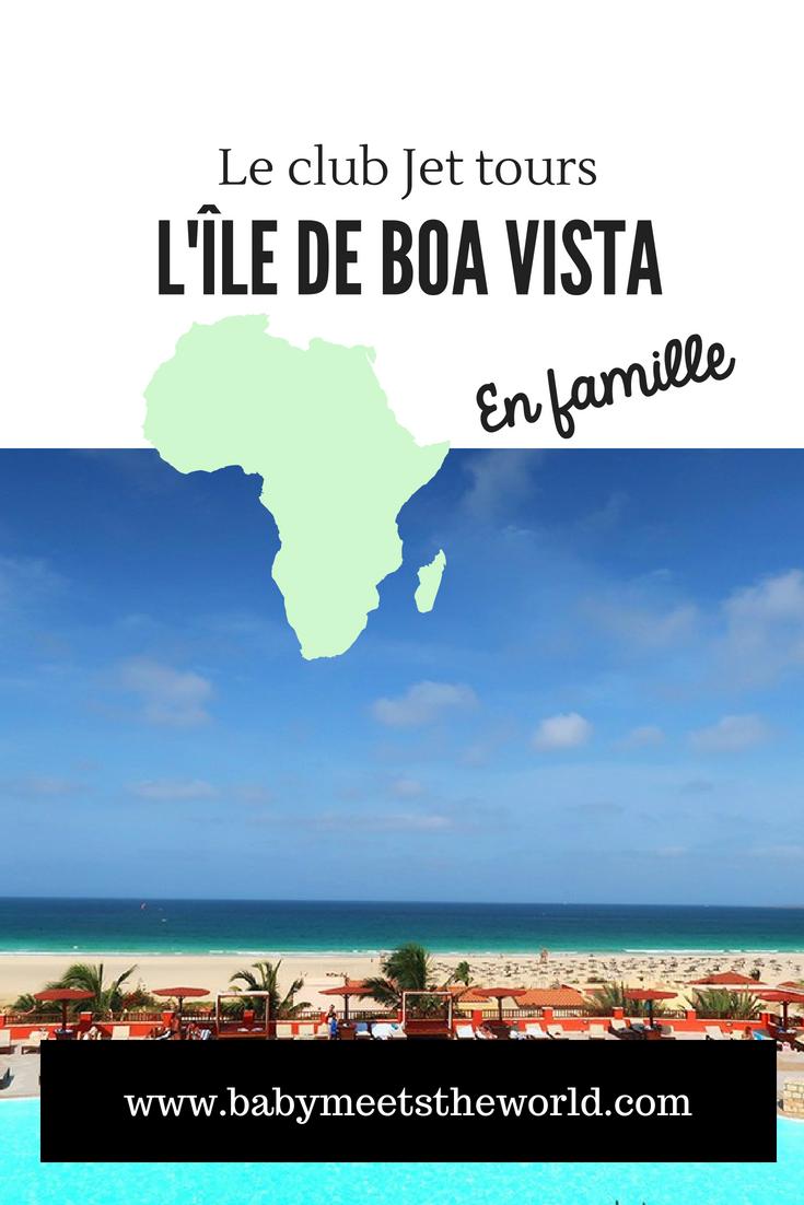 Le club Royal Boa Vista de Jet Tours sur l'ile de Boa Vista au Cap-Vert