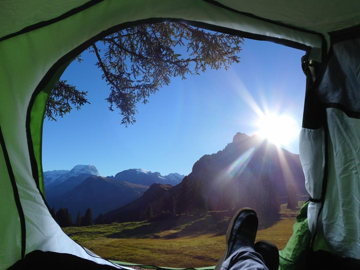 Et vous, plutôt tente ou mobil home en camping avec les enfants ?!