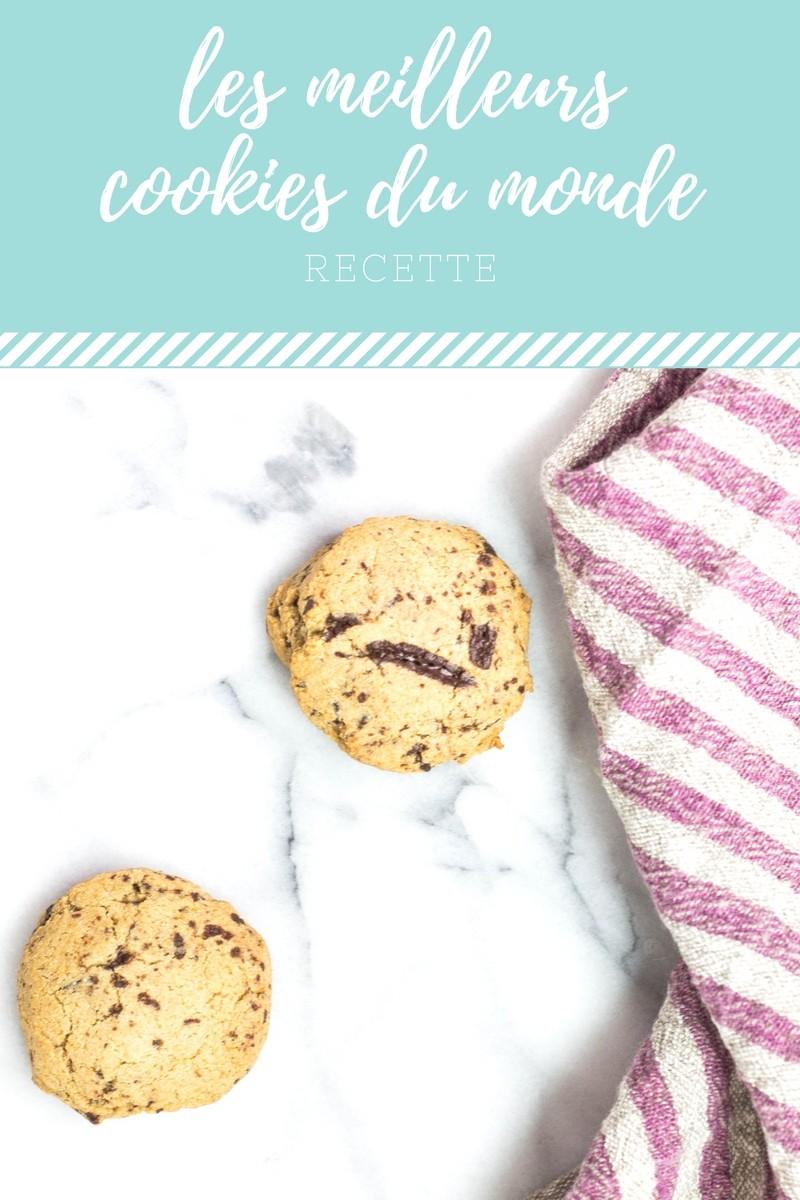 Les meilleurs cookies du monde  Les meilleurs cookies du monde