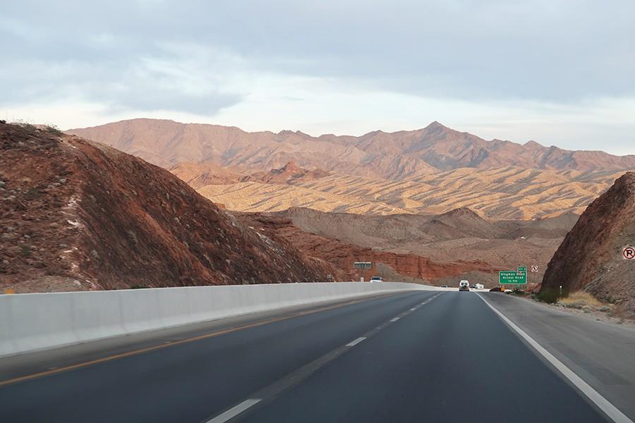 Road trip en Famille le grand Canyon et Thanksgiving