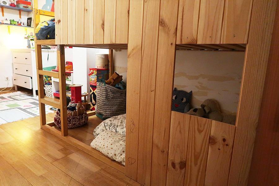 Une chambre pour deux dans 10m2  Une chambre pour deux dans 10m2  Une chambre pour deux dans 10m2