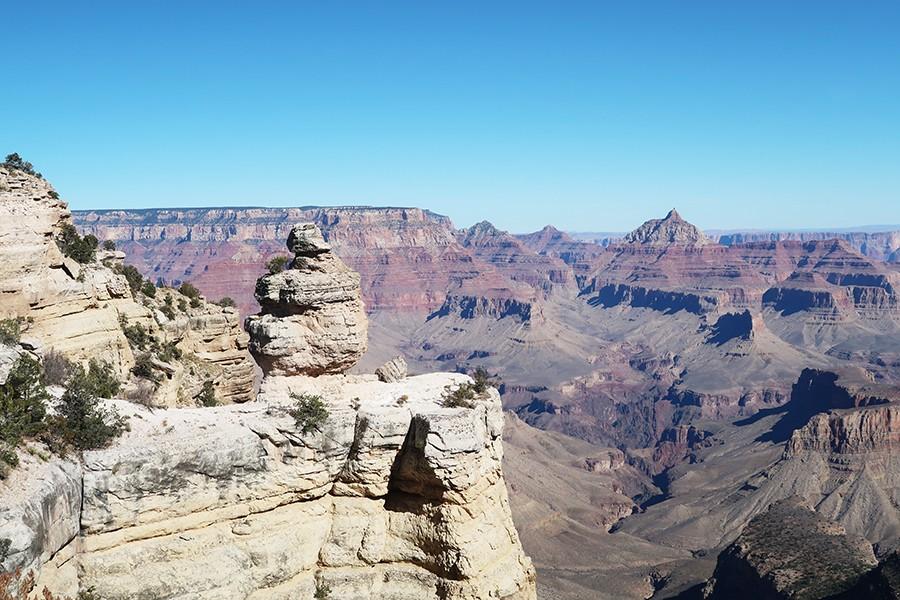 Grand Canyon en famille