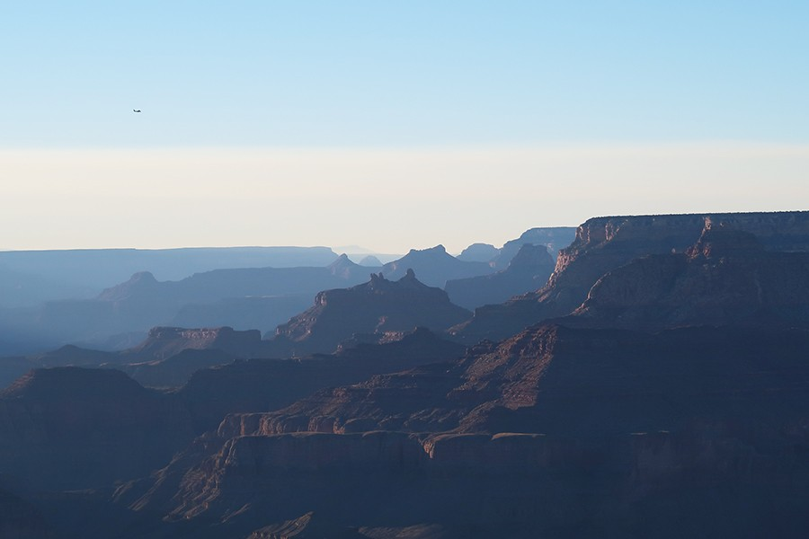 Road trip en Famille le grand Canyon et Thanksgiving