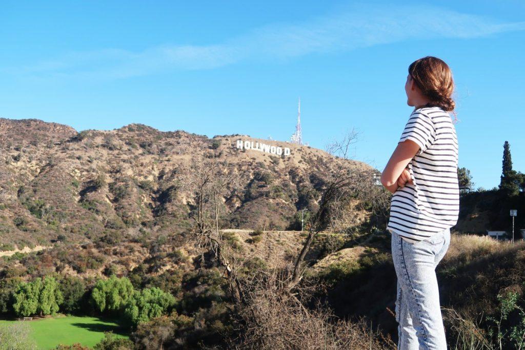 Los Angeles en famille