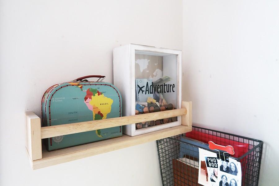 Mon bureau minimaliste