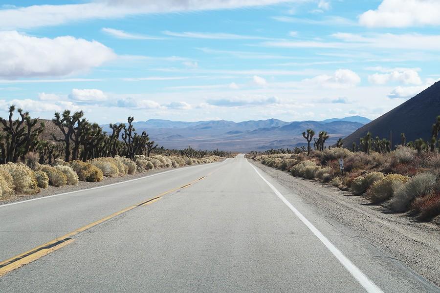 Road trip en famille dans la Death Valley