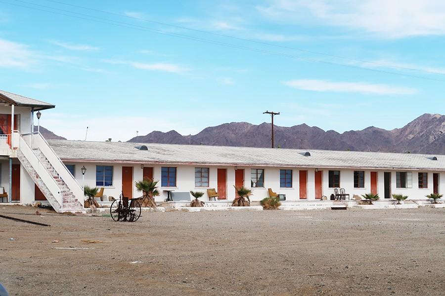 Road trip en famille dans le désert et la route 66
