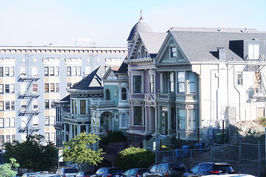 San Francisco en famille