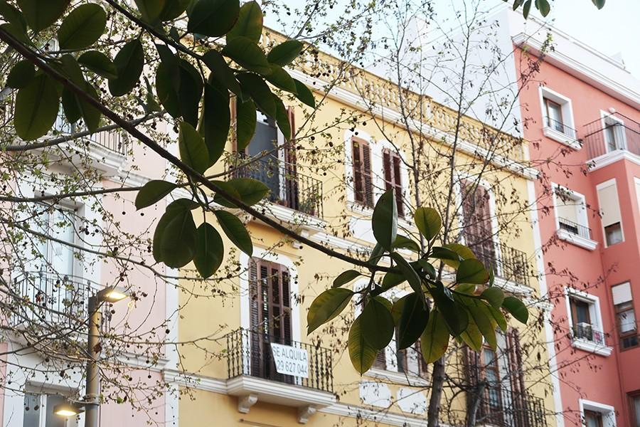 Jour 3 à Ibiza : La citadelle d'Eivissa