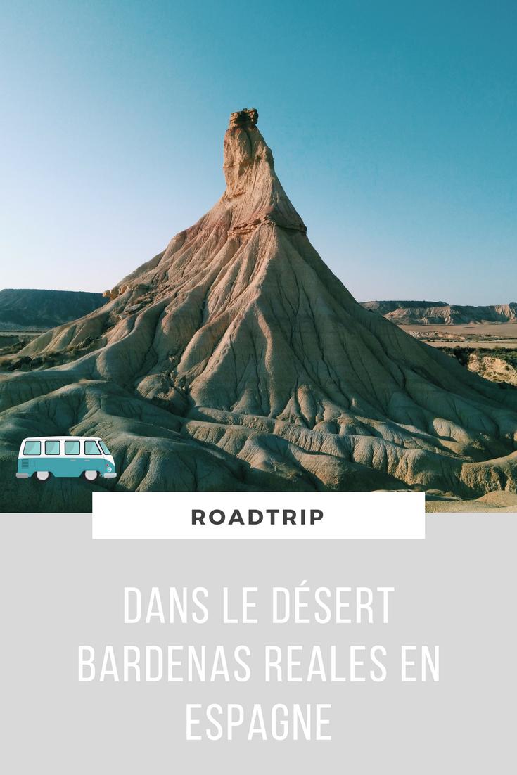 Prochain roadtrip : Le désert de Bardenas en famille
