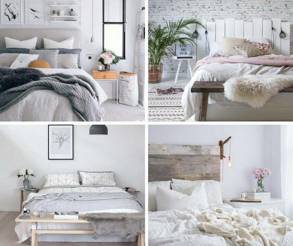 Inspiration pour une nouvelle chambre à coucher