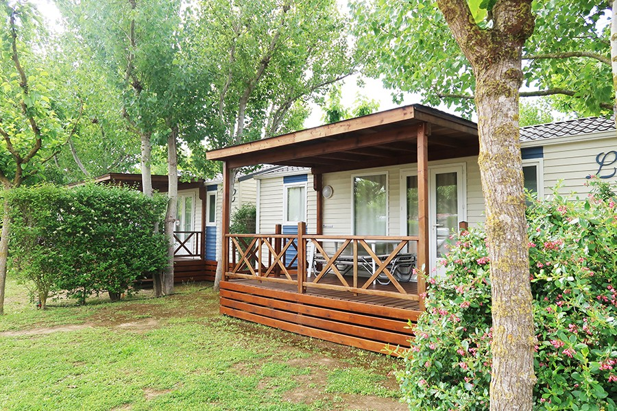 Notre premier camping de l'année à Amfora sur la Costa Brava