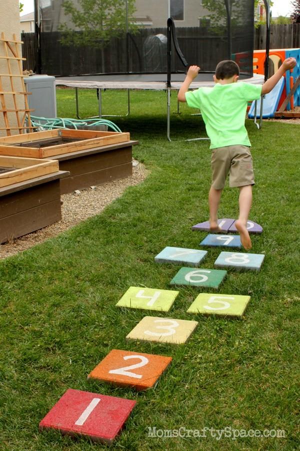 10 jeux de plein air pour occuper les enfants cet été !