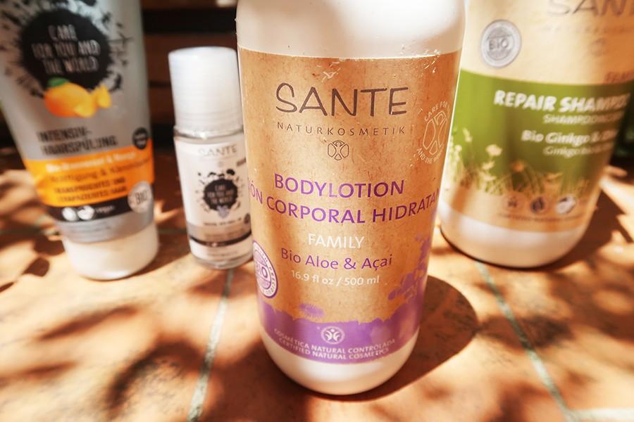 Santé Naturkosmetik plus clean connais pas ! Mon avis sur ces produits !