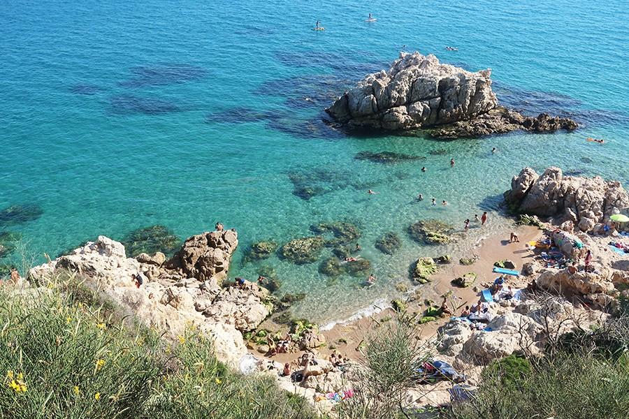 3 criques et plages à découvrir près de Barcelone