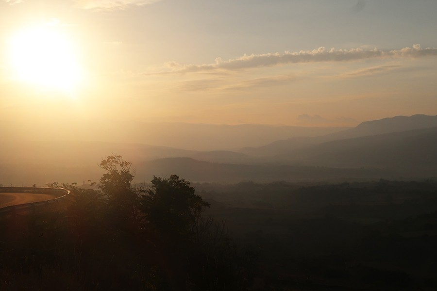 Un week-end au Congost du Mont Rebei
