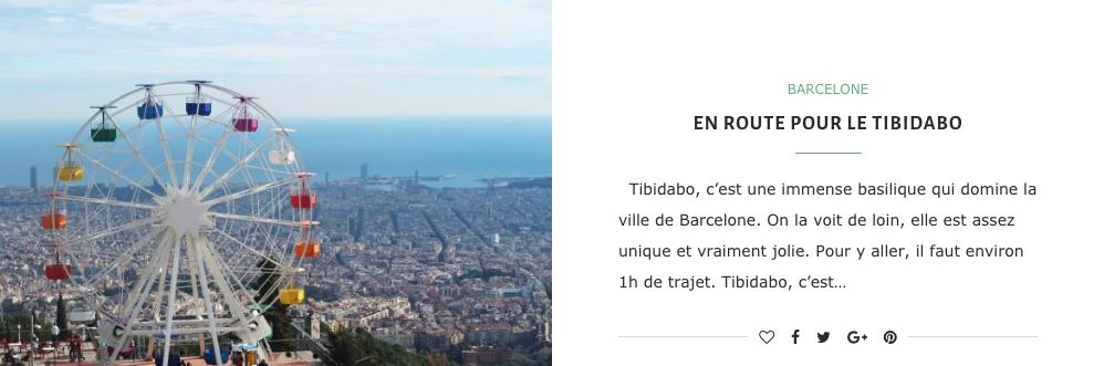 Activités en famille à Barcelone