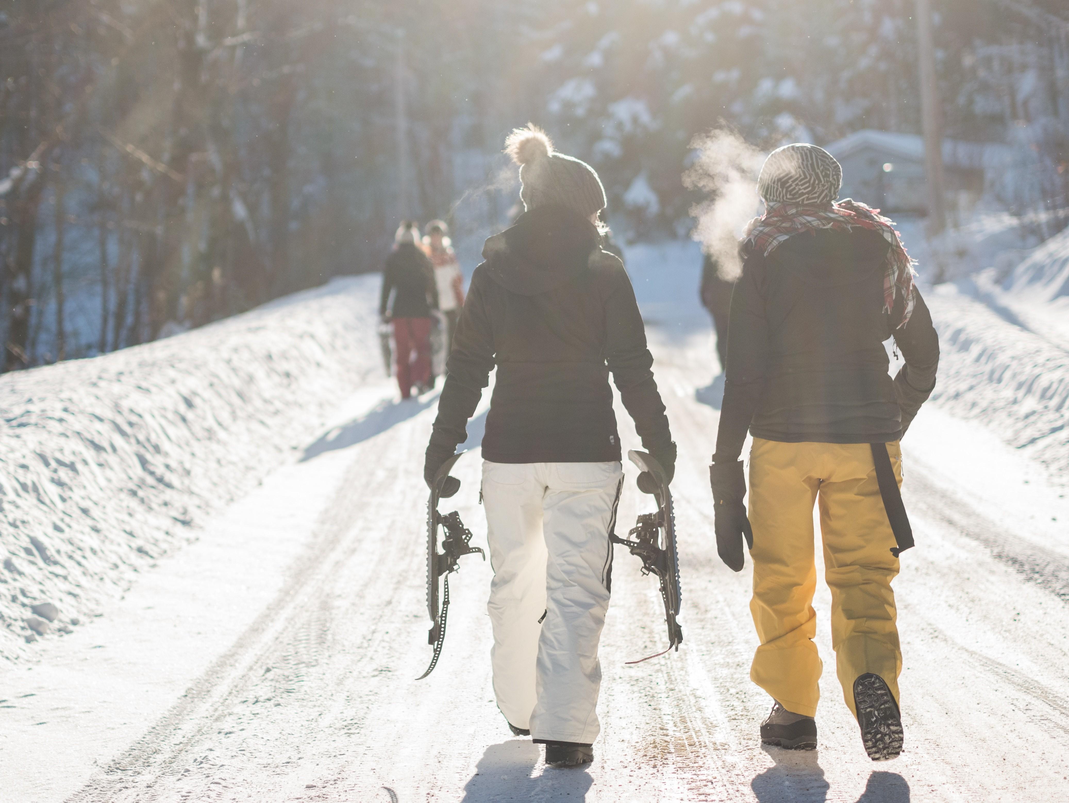8 astuces pour avoir bien chaud en hiver