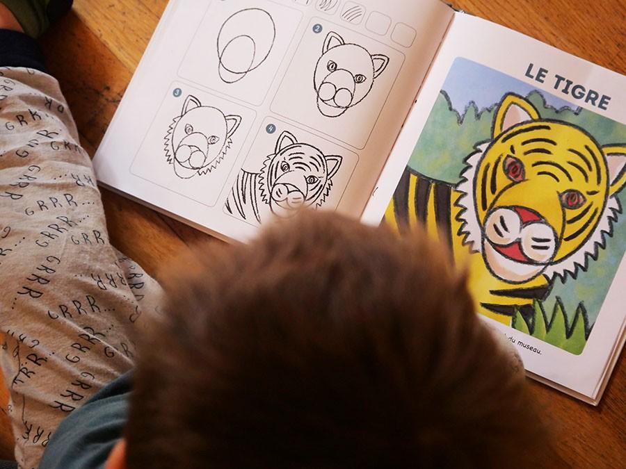 Apprendre à dessiner facilement avec Fleurus
