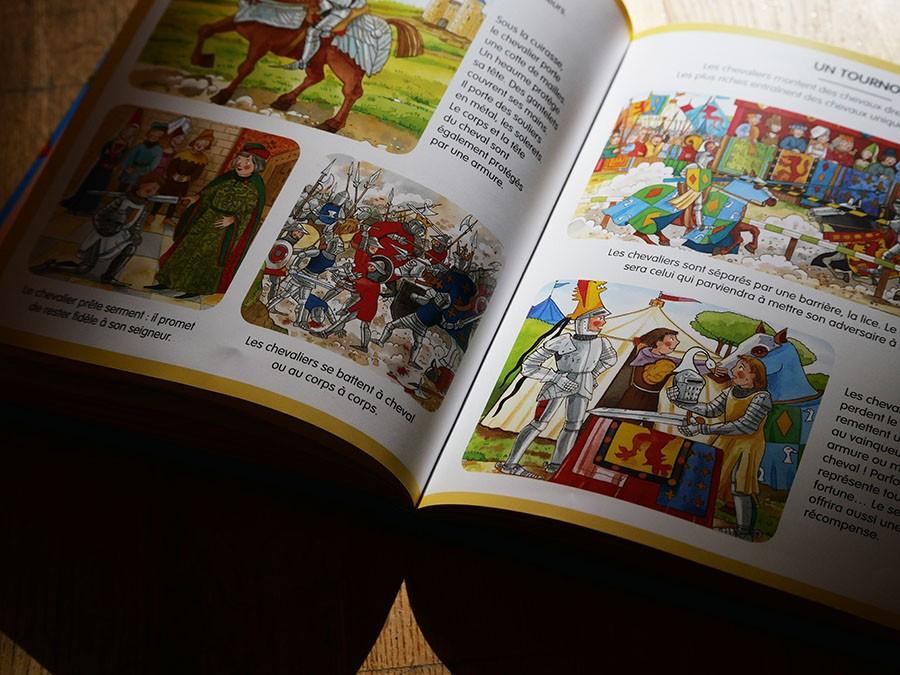 Le livre parfait pour enfant pour tout apprendre sur l'histoire