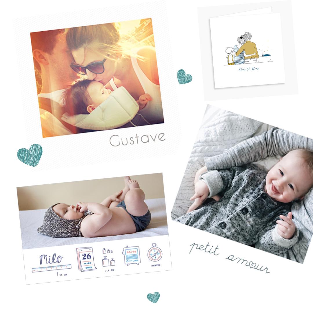 Astuces pour des belles photos de bébé pour un faire-part original
