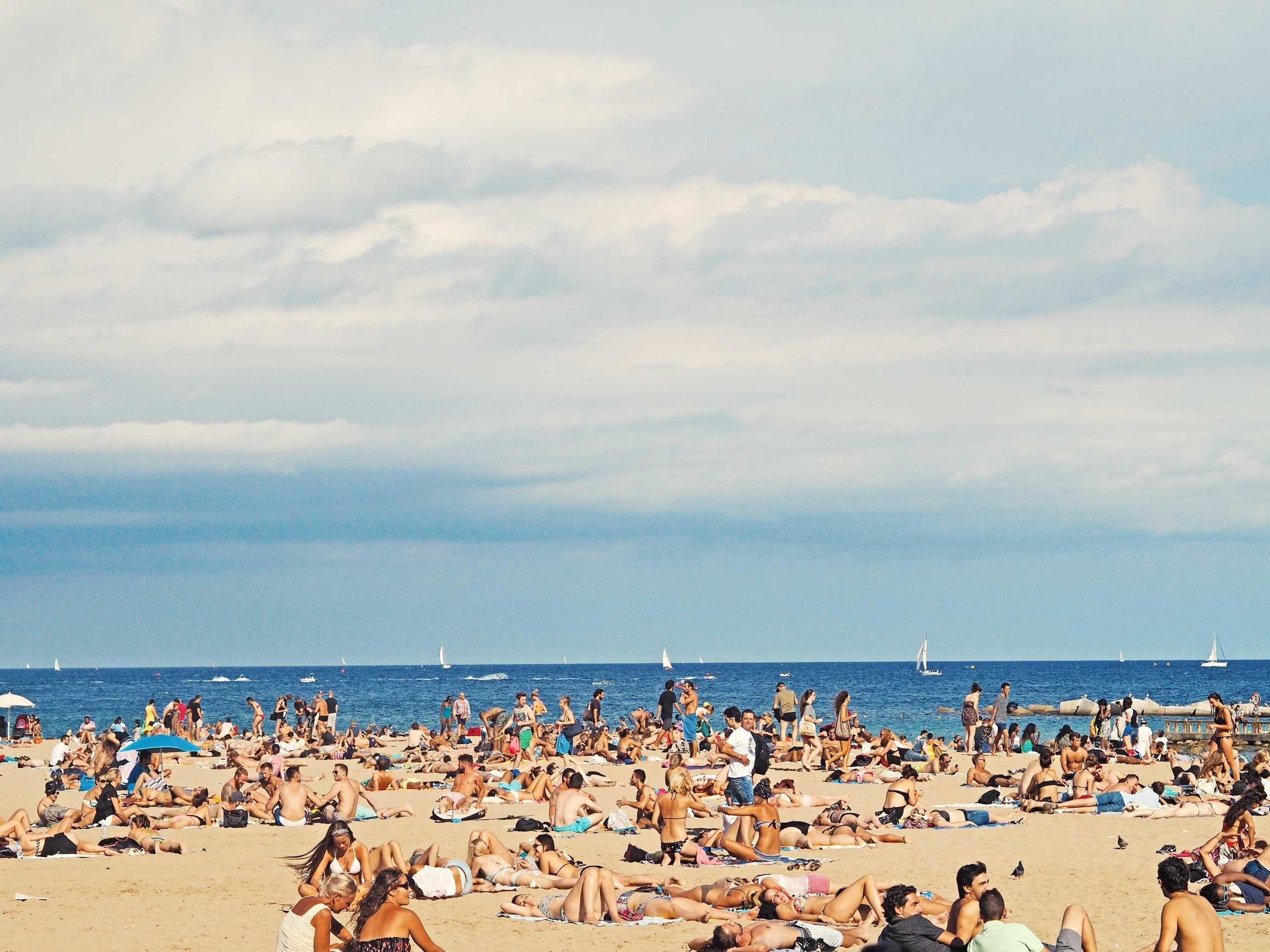 Que faire à Barcelone avec des enfants en fonction des saisons
