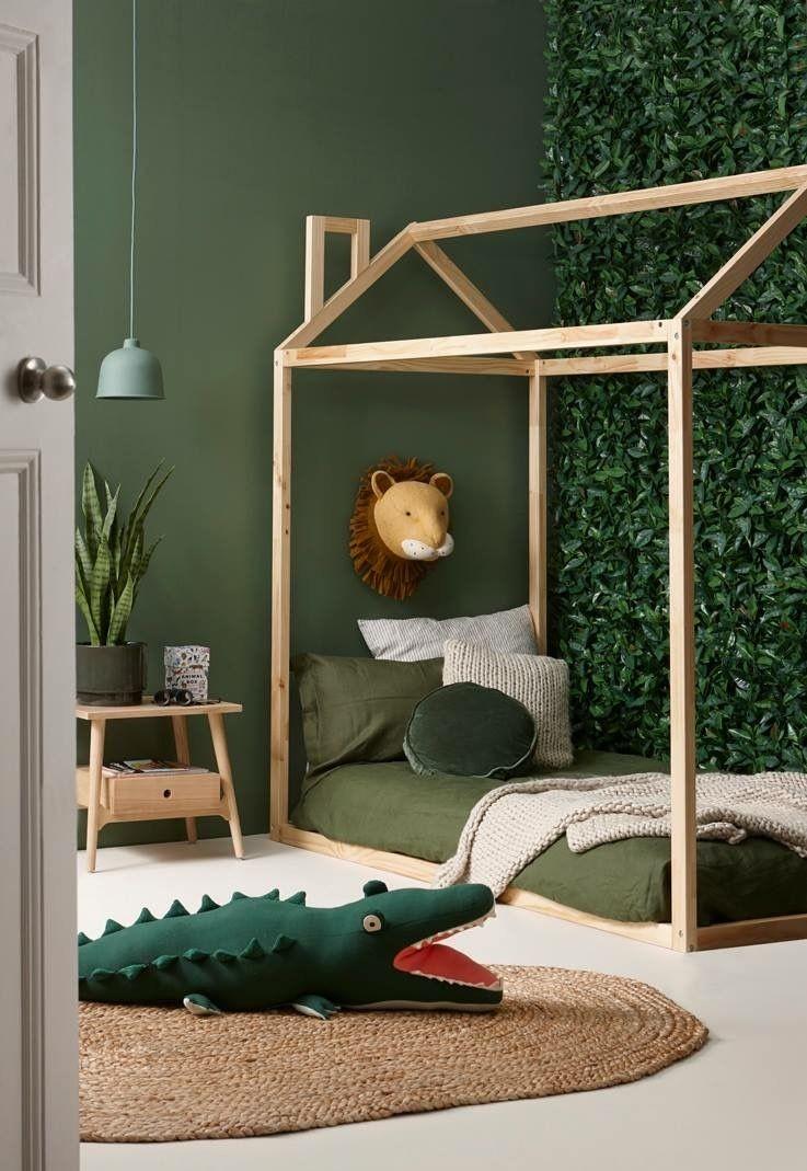5 idées déco pour une chambre d'enfant jungle