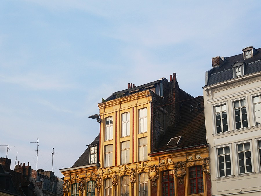 48h à Lille pour le salon des blogueurs de voyage