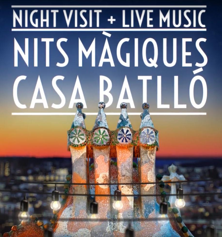 Une soirée insolite à Barcelone avec les nuits magiques de la Casa Batlló