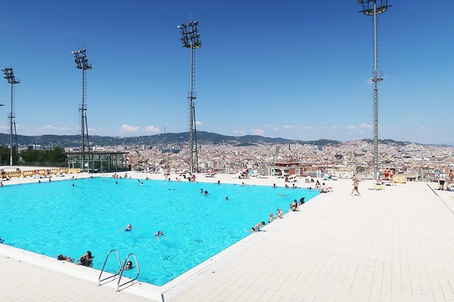 piscine olympique