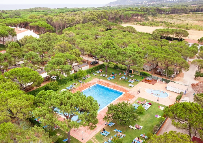 5 camping familiaux avec des parcs aquatiques sur la Costa Brava