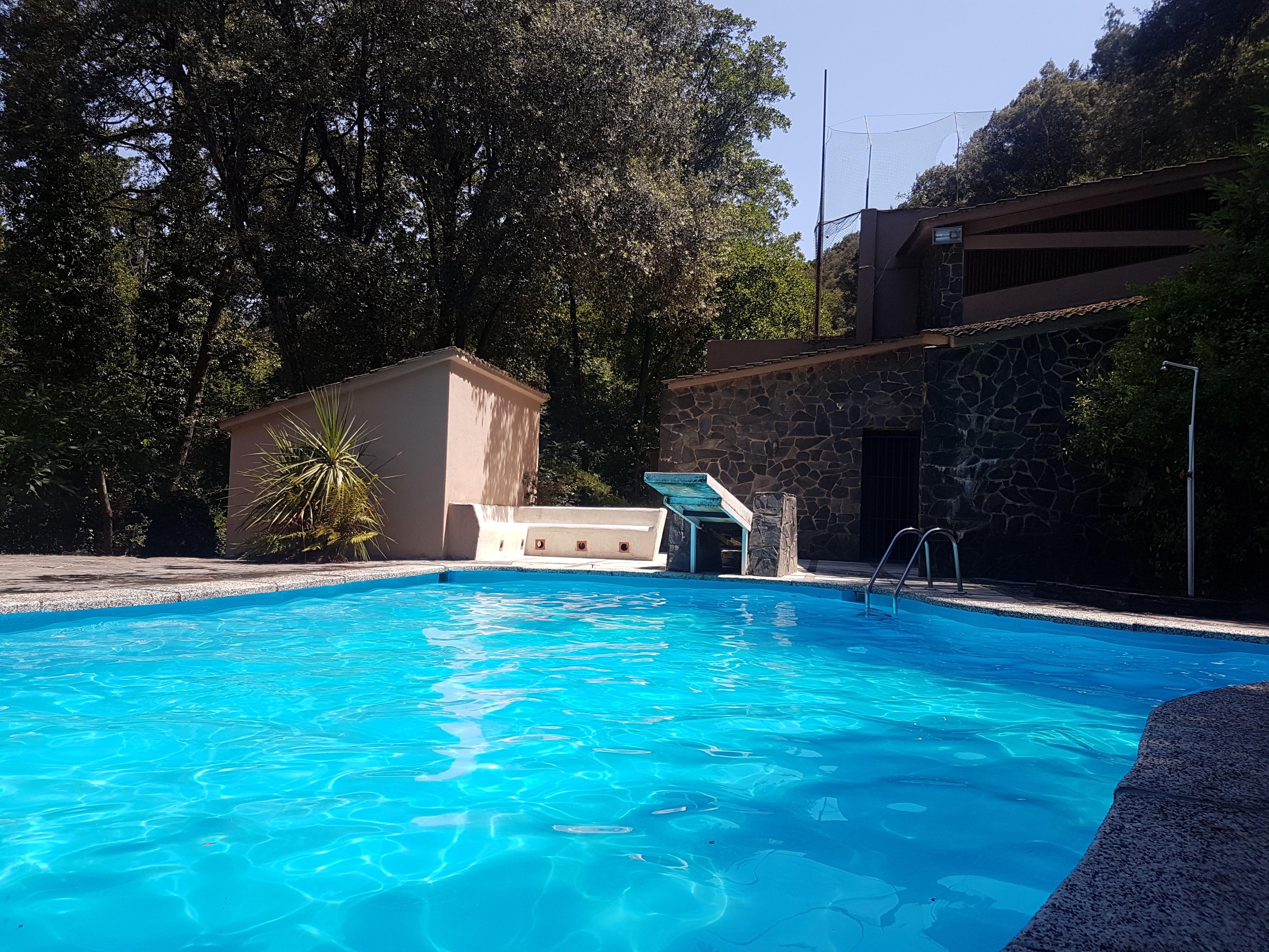 Les piscines del Montseny à 1h de Barcelone
