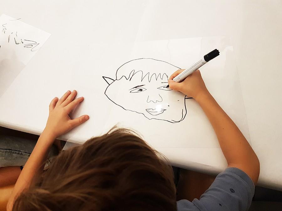 Les activités, ateliers et cinéma en famille au Caixa Forum à Barcelone