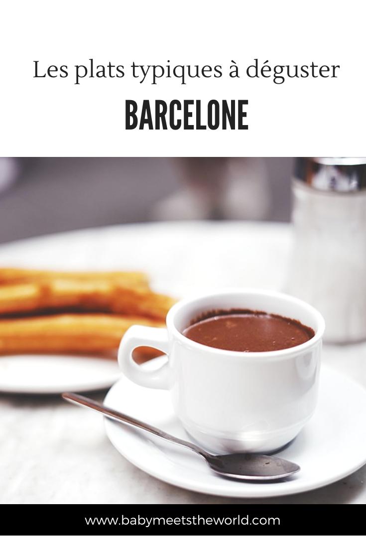 On mange quoi à Barcelone ? Découvrez les plats typiques !