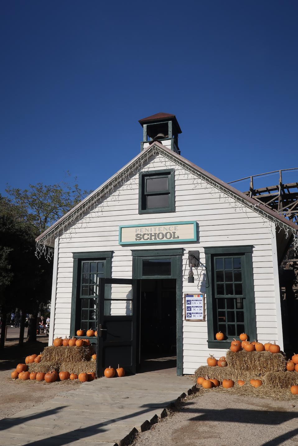 Port aventura en famille pour Halloween : infos pratiques