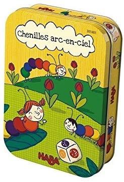 jeux chenille haba