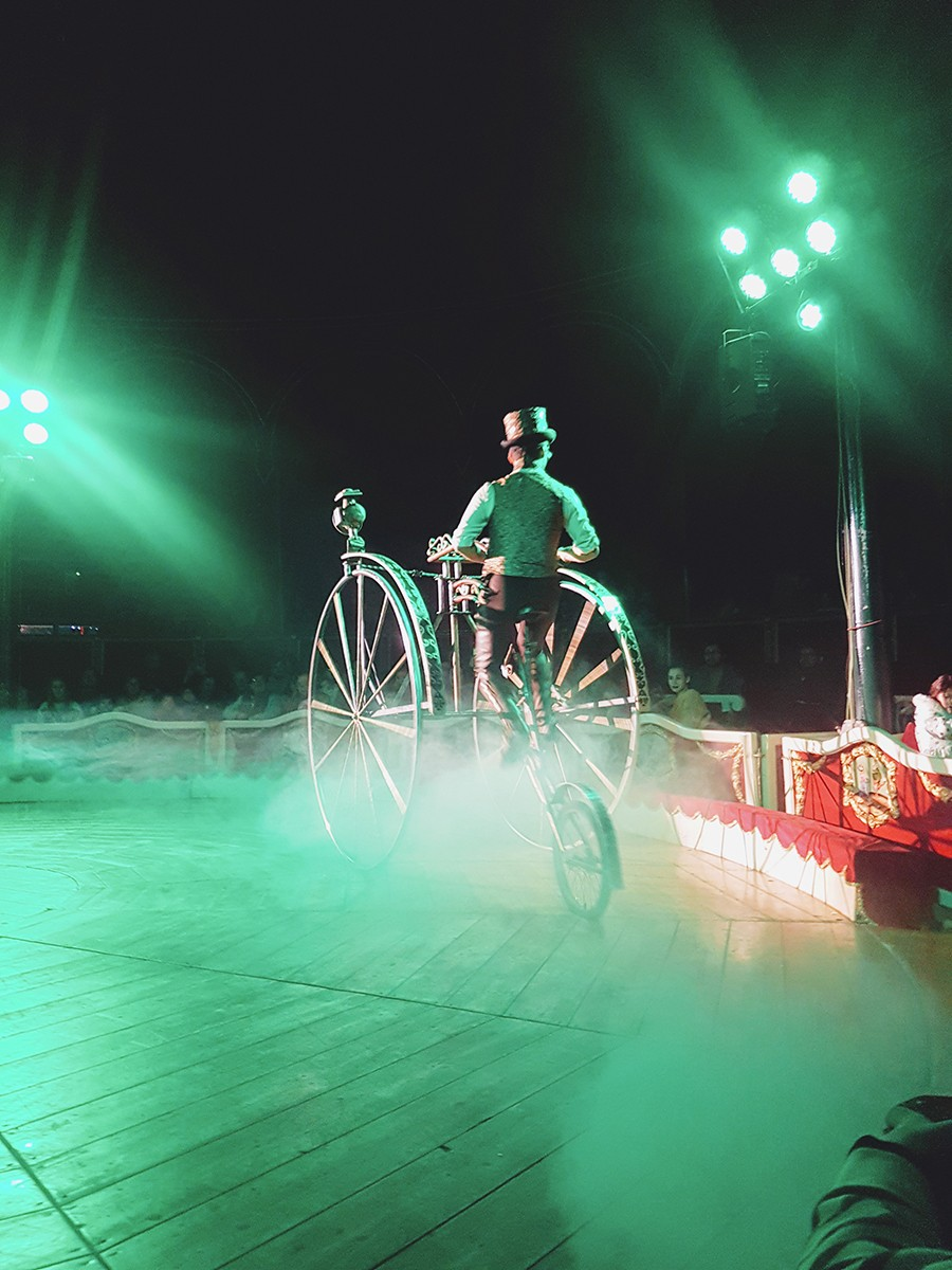Idée de sortie à Barcelone : le cirque Raluy