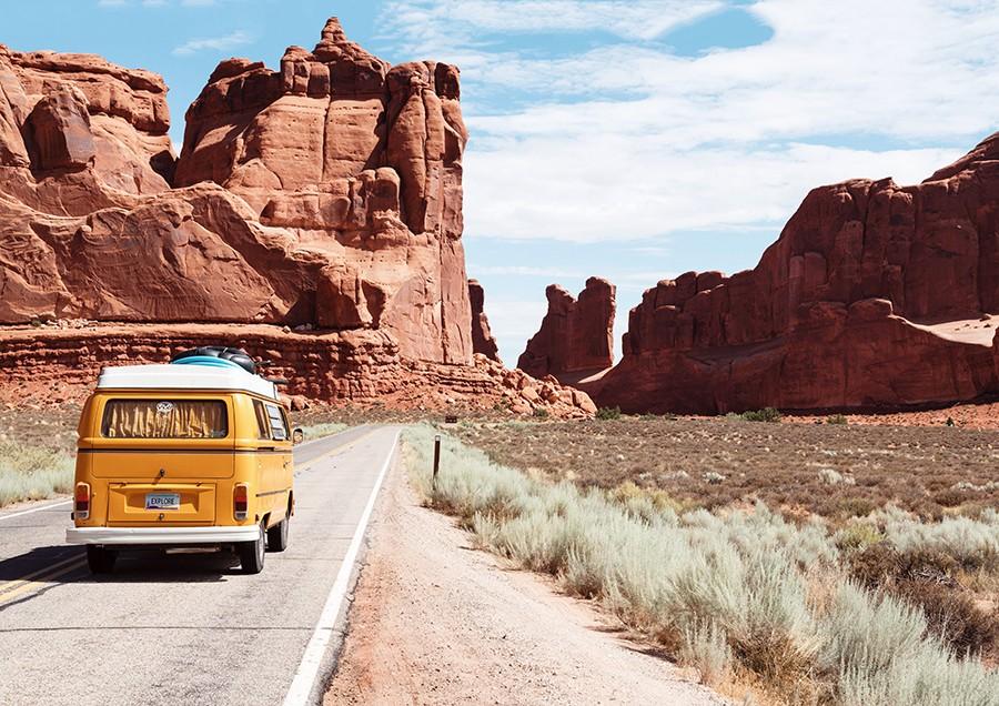 4 façons différentes de voyager aux États-Unis