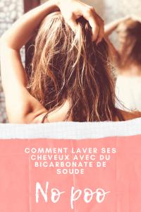 No poo : comment laver ses cheveux avec du bicarbonate de soude