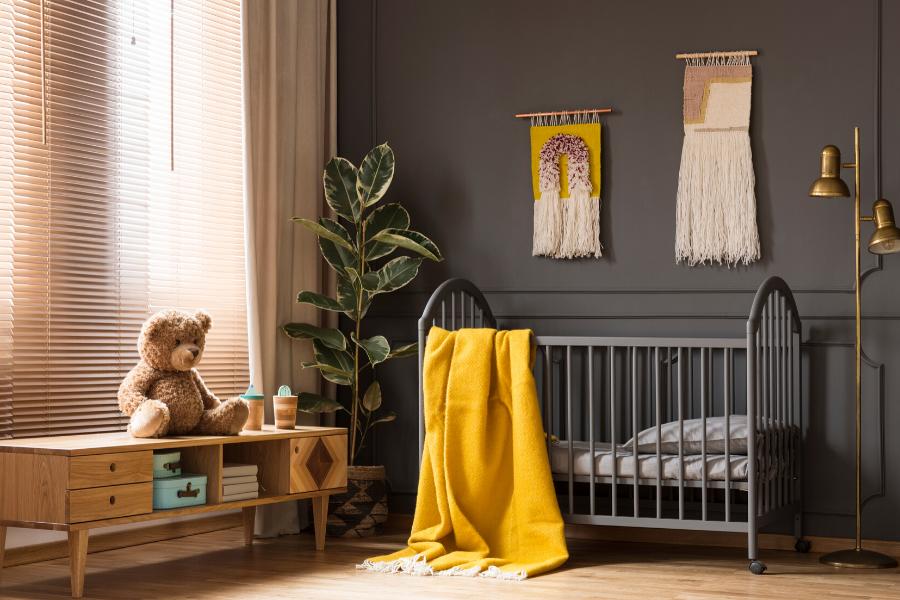 Astuces pour bien décorer la chambre d'un bébé