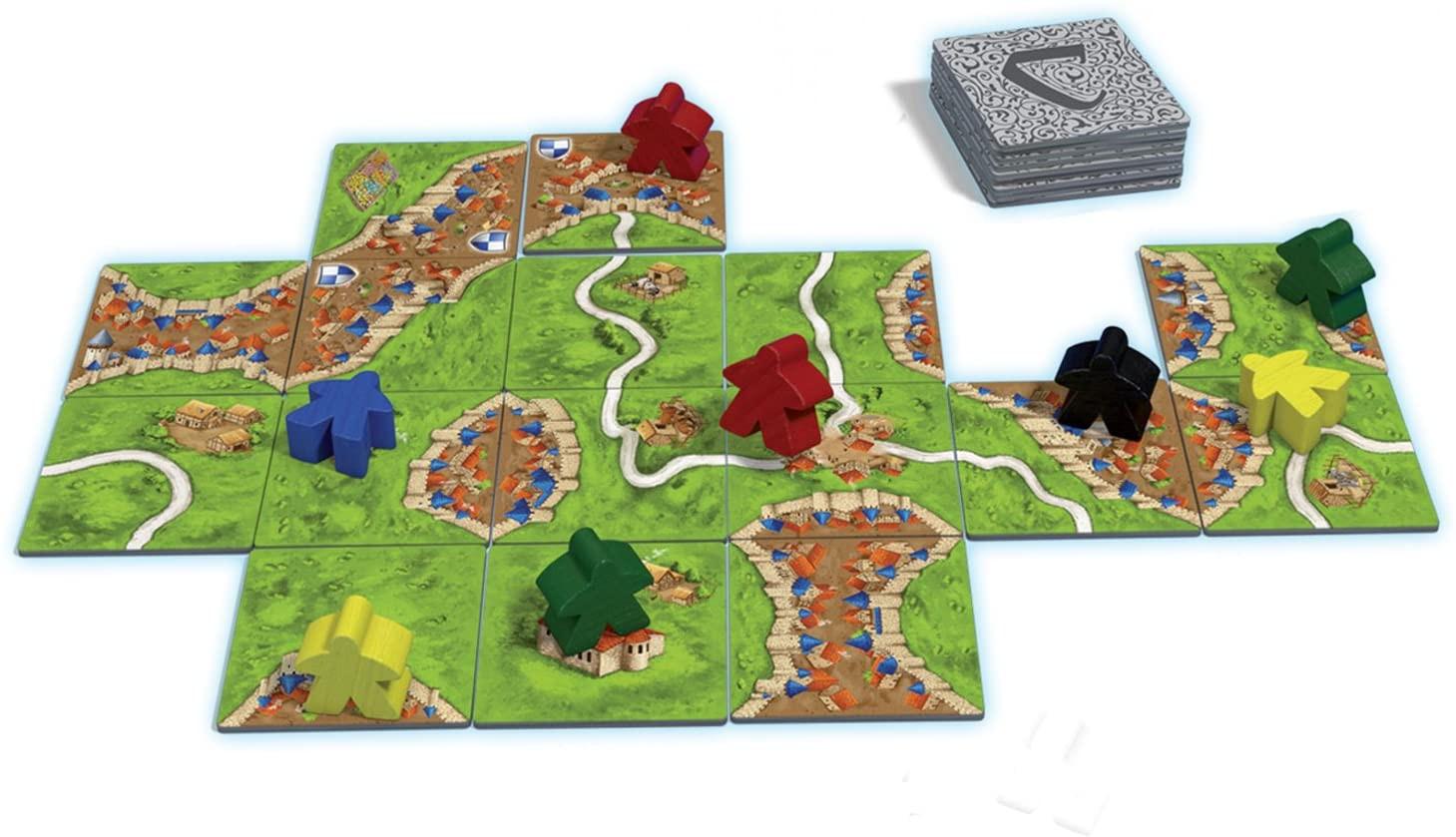 jeu Carcassonne