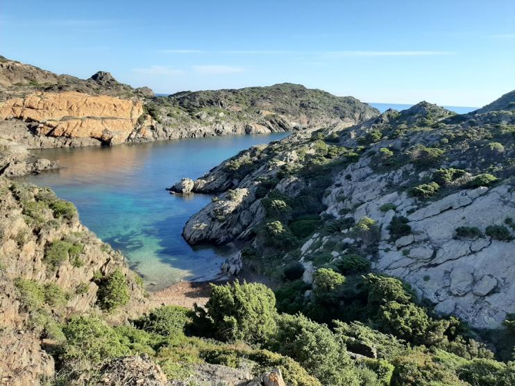 le phare du Cap de Creus plage