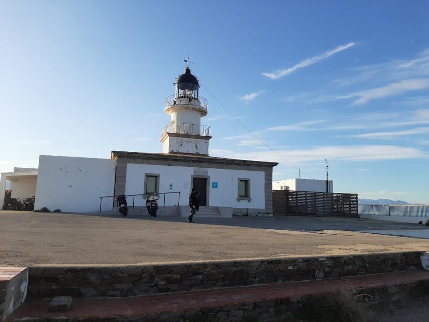 phare cap creus catalogne