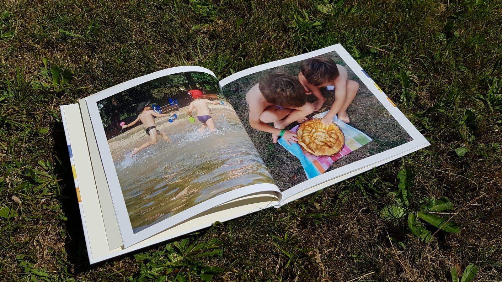 réaliser un livre photos