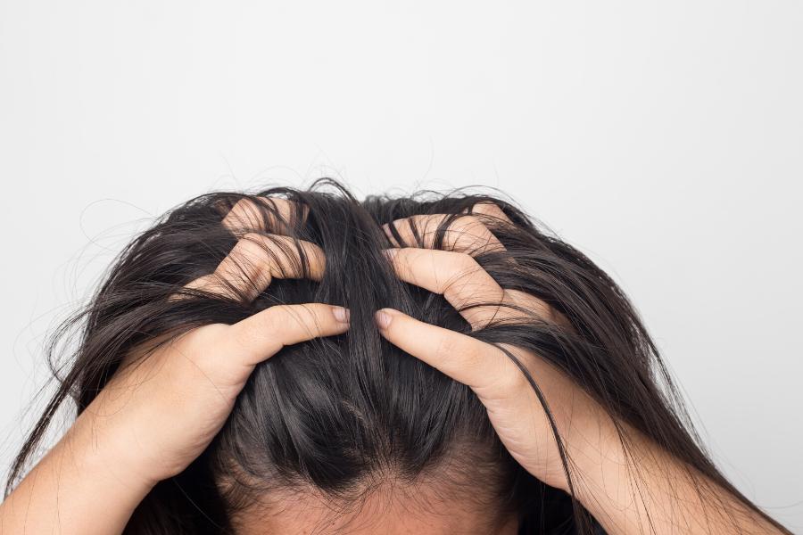 shampoings secs recette naturelle