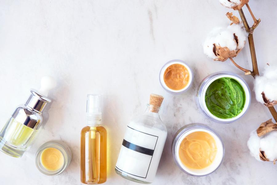 Remplacer ses cosmétiques par les ingrédients de la cuisine