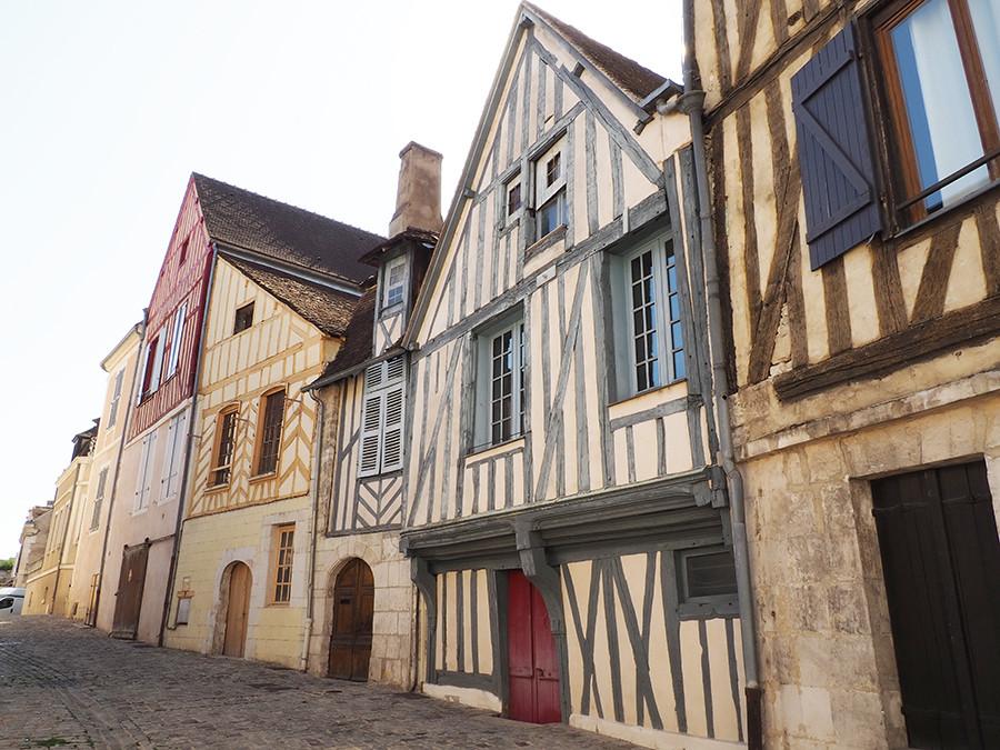 Une escapade à Auxerre