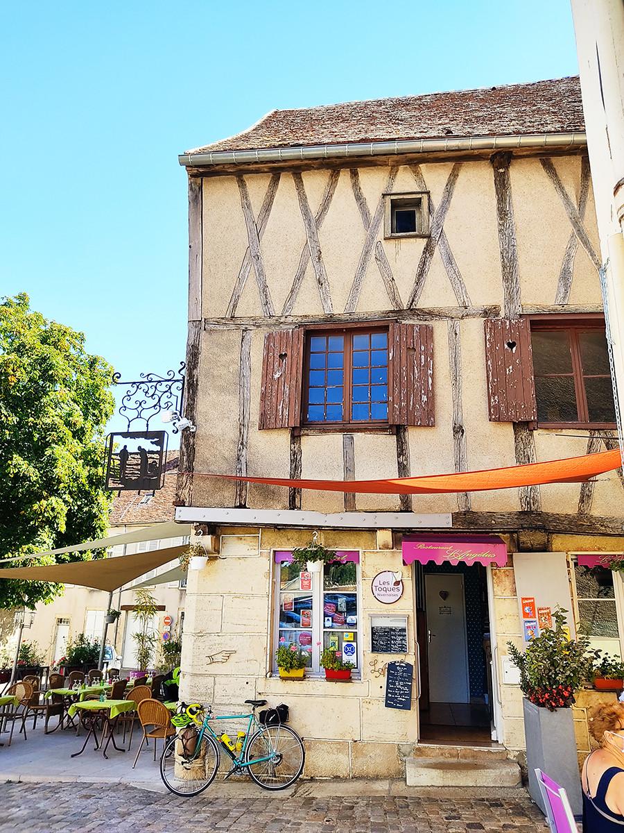 ville typique Nièvre