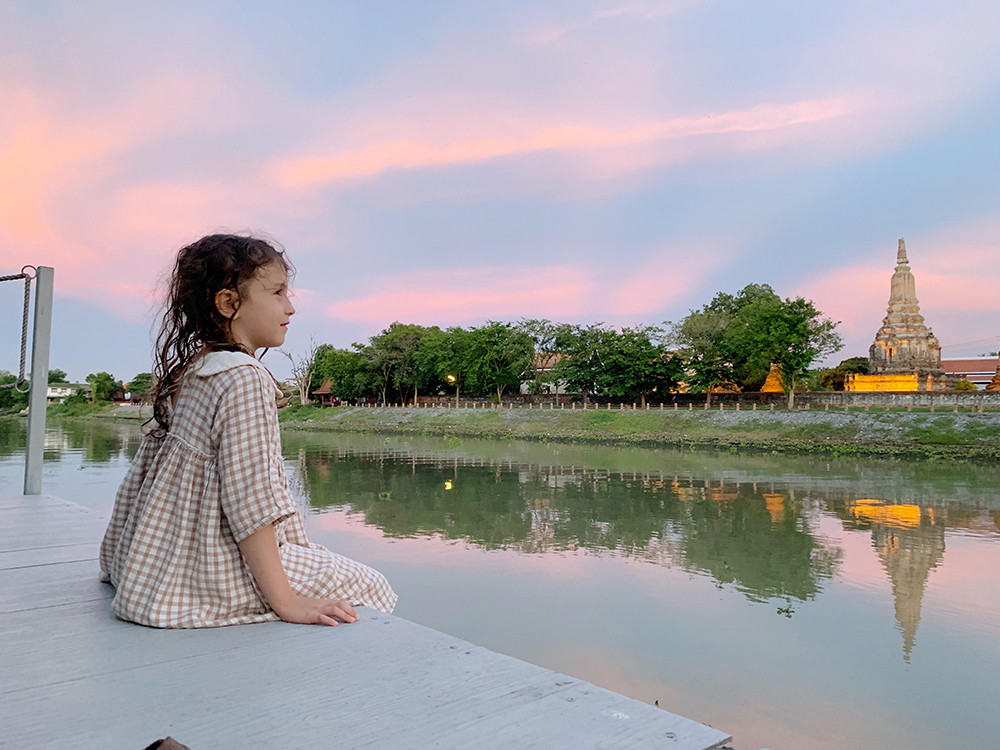 vivre a bangkok en famille