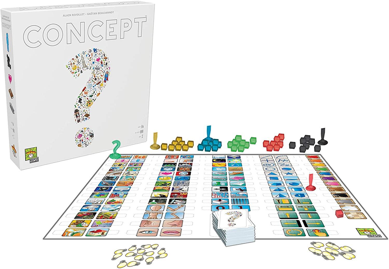 concept jeu de société